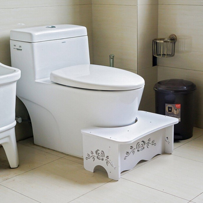 Forget Laxatives Get A Toilet Footstool Study Shows The
